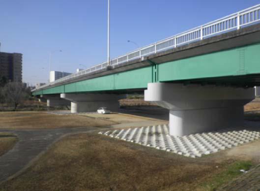 千代田橋塗装工事