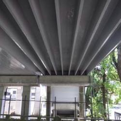 東山動植物園夢園橋補強及び補修工事