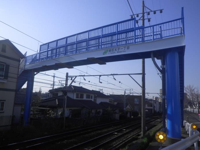 大将ヶ根跨線橋塗装・修繕工事