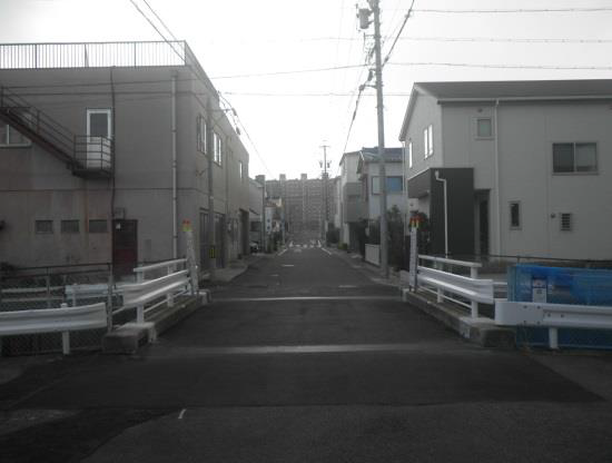 町南3号橋始め6橋補修工事