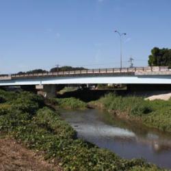 1号宮戸橋塗装工事