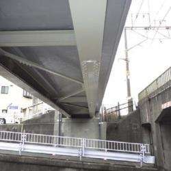 第一幸心架道橋補修工事