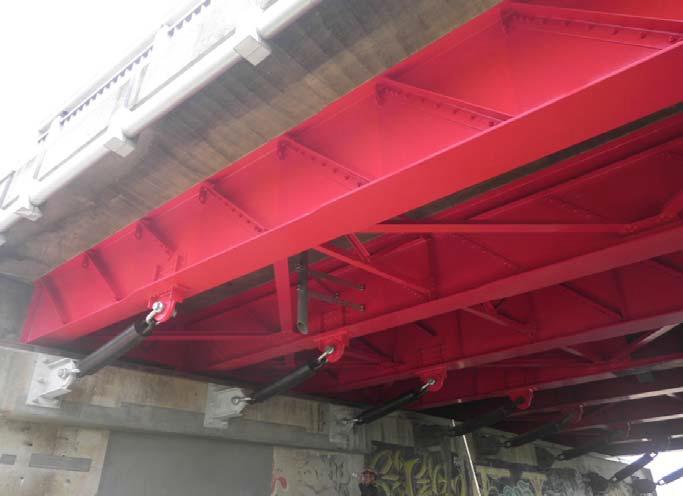 明徳橋補修工事(その3)