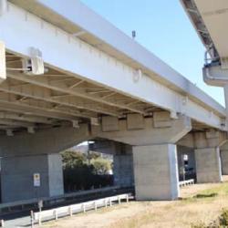 1号潮見西地区橋梁塗装工事