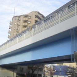 第1号線藤森東第10橋梁改修工事