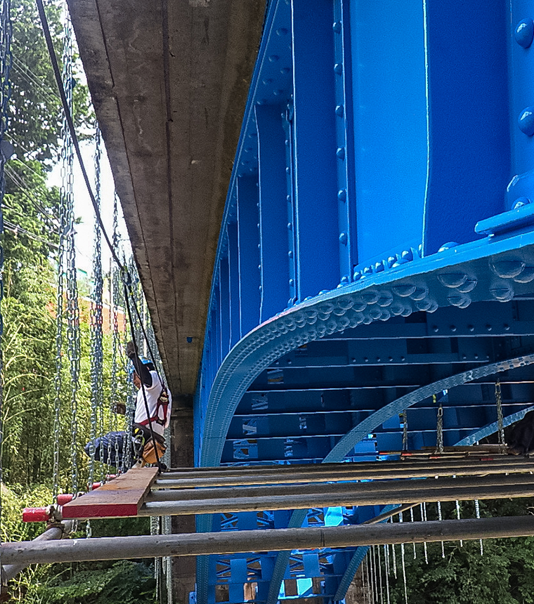 ブリッジ サポート トータル イヤマ