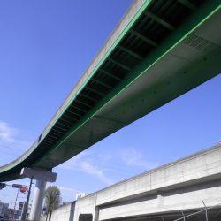 新生三枝立体交差Cランプ高架橋ほか 橋りょう補修・耐震補強工事